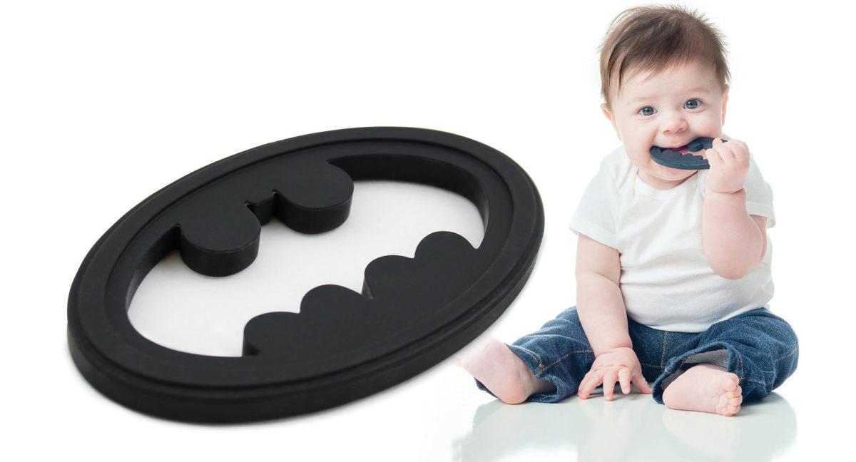 Batman Logo Teether