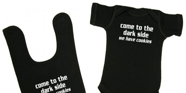 Come to the Dark Side Onesie