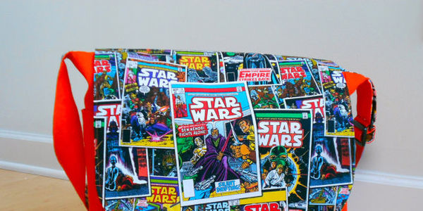 Star Wars Diaper Bag
