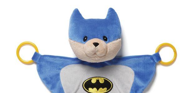 batman-gund-baby-blanket